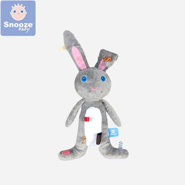 <font color=red>★30% 할인 이벤트★</font>[스누즈 베이비] 무치(Cuddle Rabbit Moochi)